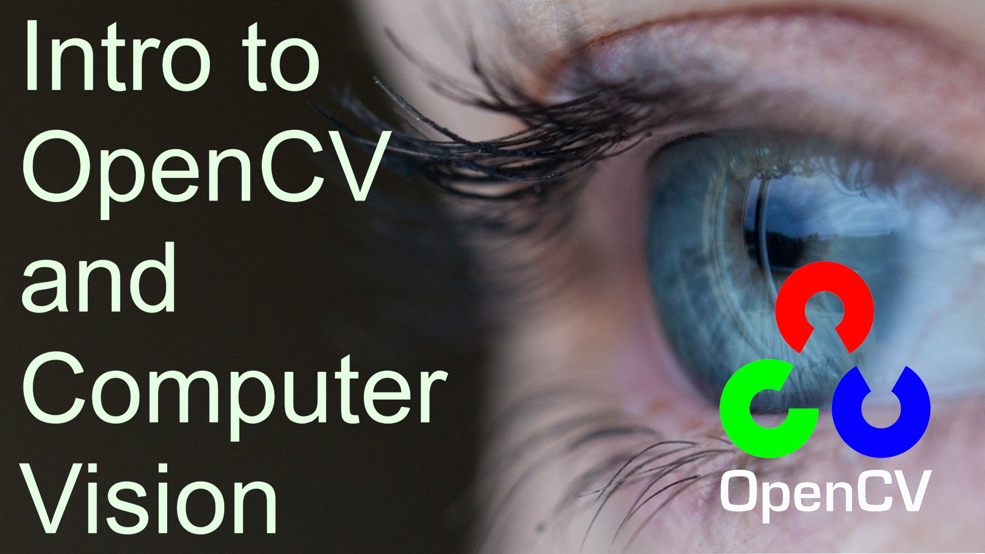 First Steps with OpenCV for Python